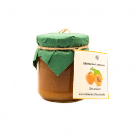 Apricot jam sugarfree 220 g
