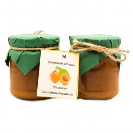 Apricot jam sugarfree 220 g