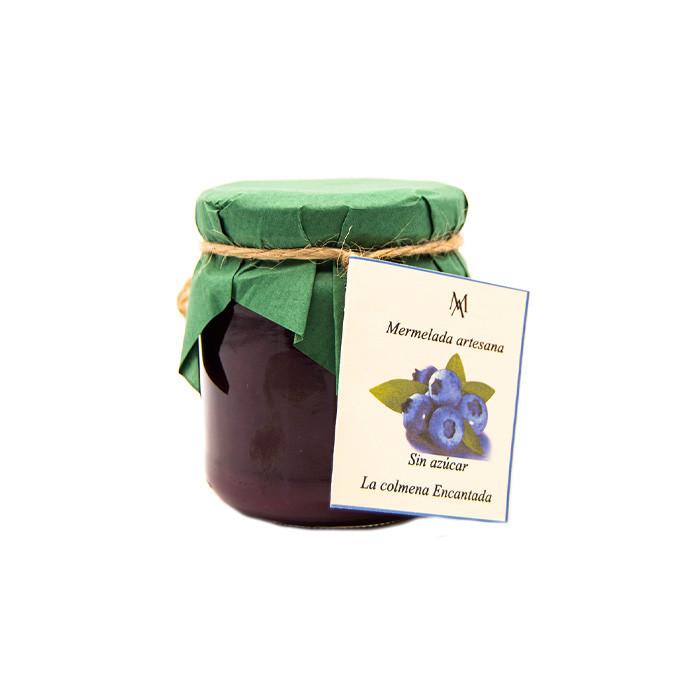 Blueberry Jam Sugarfree 220 g
