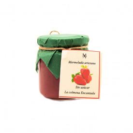 Mermelada de Fresa sin azúcar 220 gramos