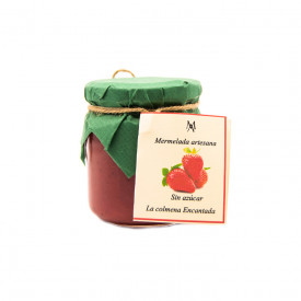 Strawberry Jam Sugarfree 220 g