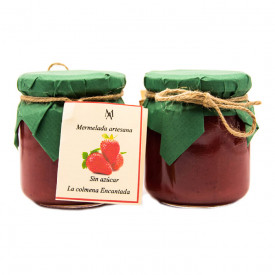 Strawberry Jam Sugarfree 220 g