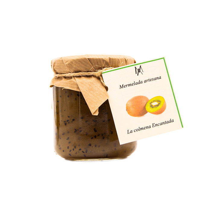 Artisanal Kiwi Jam 220 g