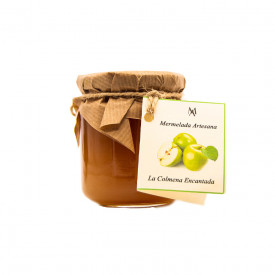 Artisan Apple and Dark Rum Jam 220 g